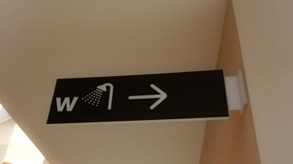 スワンナプーム国際空港 ミラクルラウンジ⑪